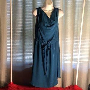 Women's dress 100% silk